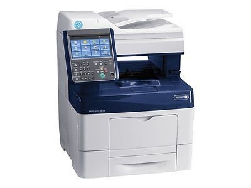 Xerox Workcentre 6655iV_X A4 Multifunction Printer