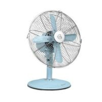 Swan SFA1010BLN Vintage Blue Desk Fan