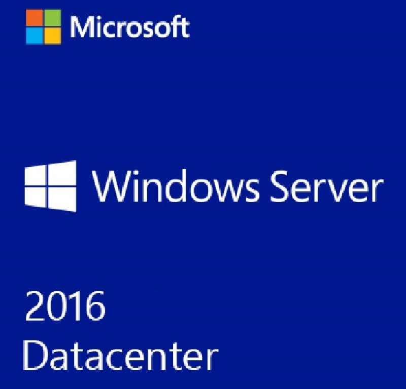 Windows Server 2016 Datacenter (Dell ROK)
