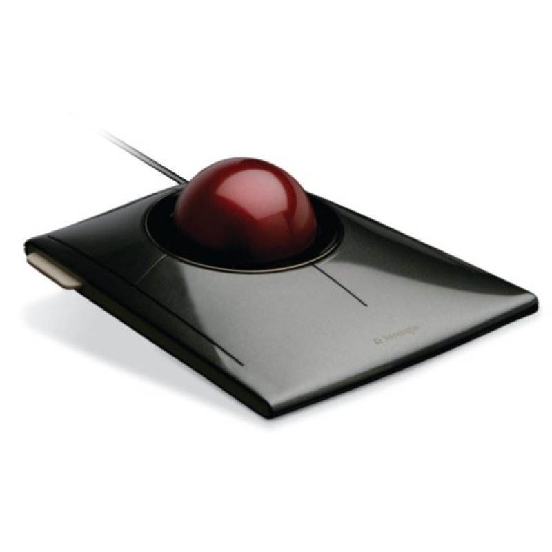 Kensington SlimBlade Trackball  Wired USB