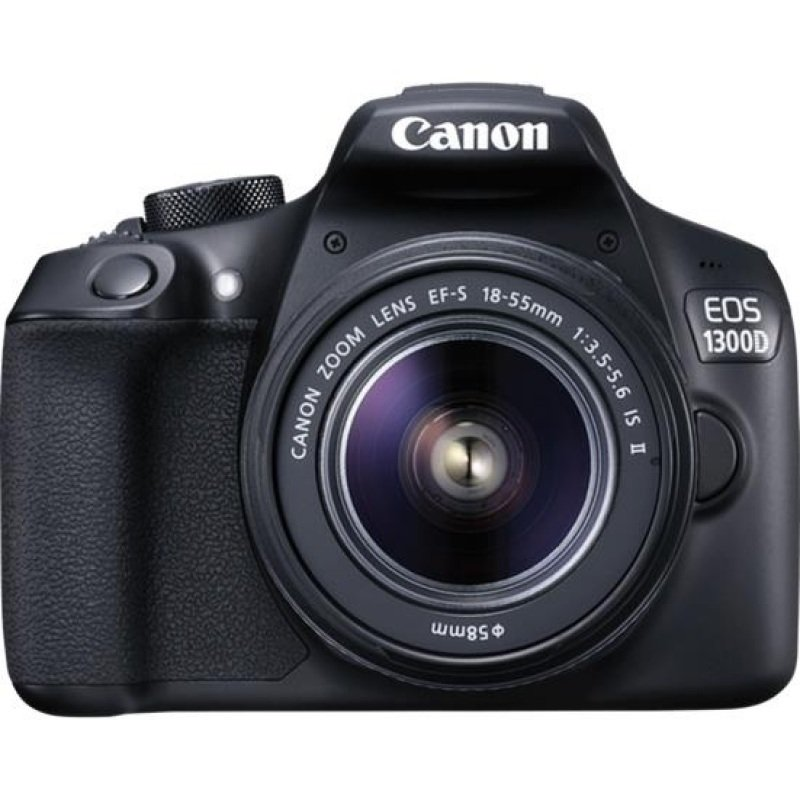 Eos 1300d Efs Dslr  Kit In