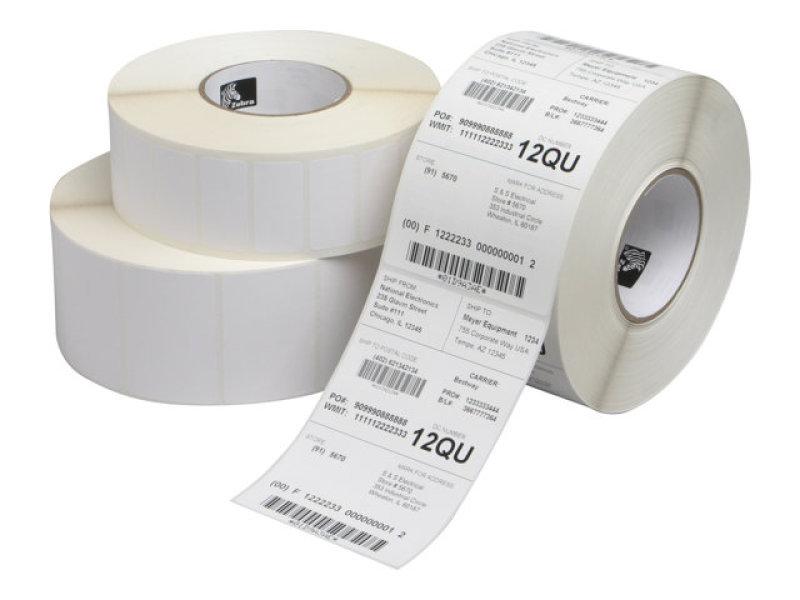 Zebra Z-Perform 1000T 102mm x 102mm Paper Label (12 Pack)