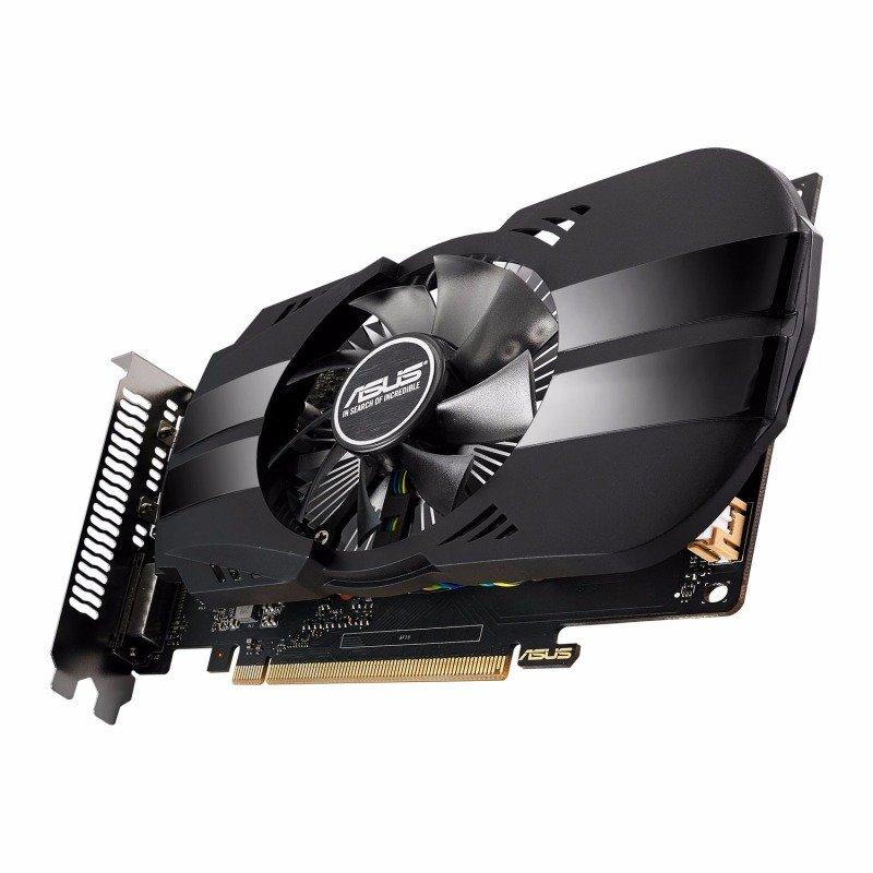 Asus Nvidia GeForce GTX 1050 Ti 4GB GDDR5 Phoenix Graphics Card- PH-GTX1050TI-4G