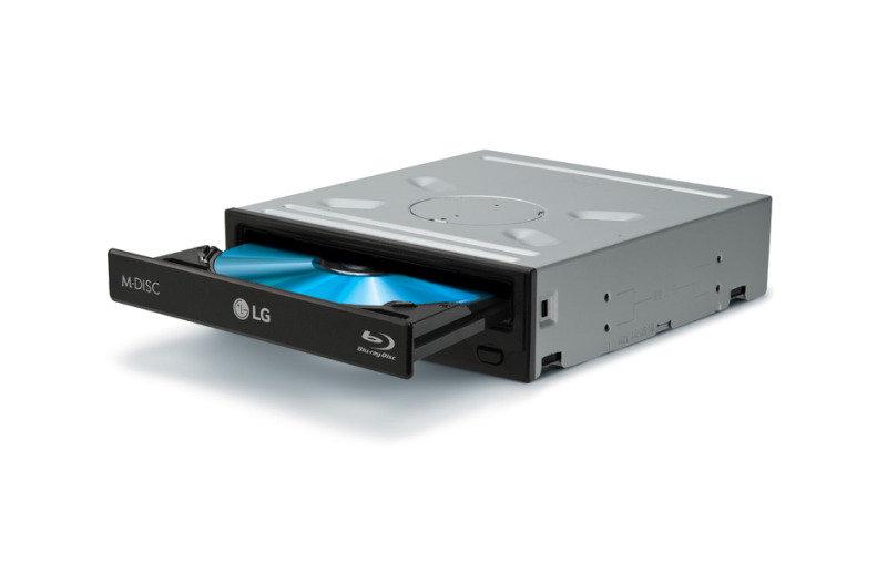 LG BH16NS55.AUAU10B 16 Speed Internal SATA Blu-Ray