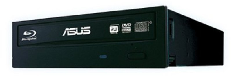 ASUS BC-12D2HT Blu-ray Combo at 12X Blu-ray reading