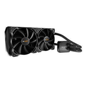 Be Quiet! Silent Loop All In One 240mm Cpu Liquid Cooler