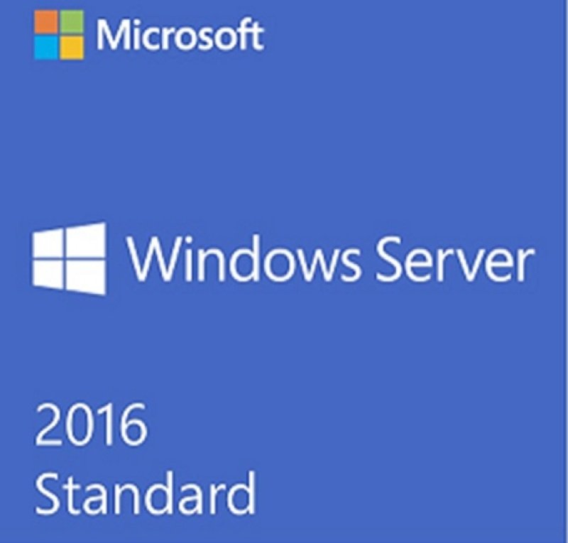 Windows Server 2016 Standard (Dell ROK)