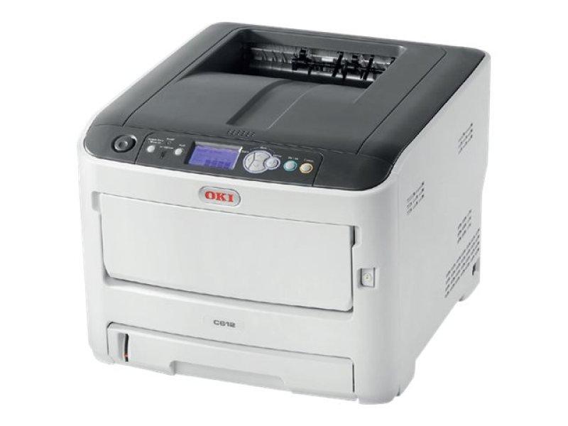 Oki C612N A4 Colour Laser Printer