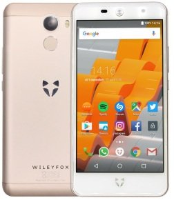 Wileyfox Swift 2 16GB Phone - Gold