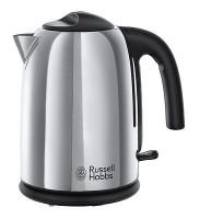Russell Hobbs Hampshire Polished Stainless Steel Kettle