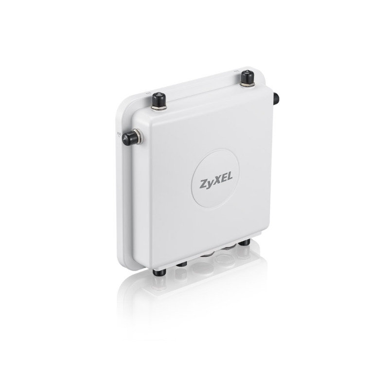 Zyxel NAP353-ZZ0101F 802.11ac Dual-Radio External Antenna 3x3 Outdoor Nebula Cloud Managed Access Point