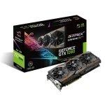 EXDISPLAY Asus GeForce GTX 1080 8GB GDDR5X DVI-D HDMI 2x DisplayPort PCI-E Graphics Card
