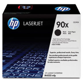 HP 90X Black Toner cartridge - CE390X