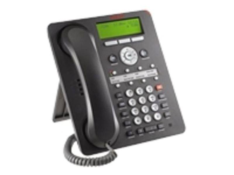Avaya One-x Deskphone Value Edition 1608-i Voip Phone H.323 Black