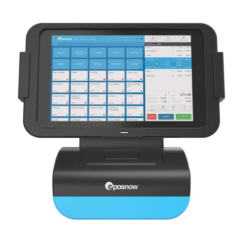 Epos Now's Mobile POStoGO