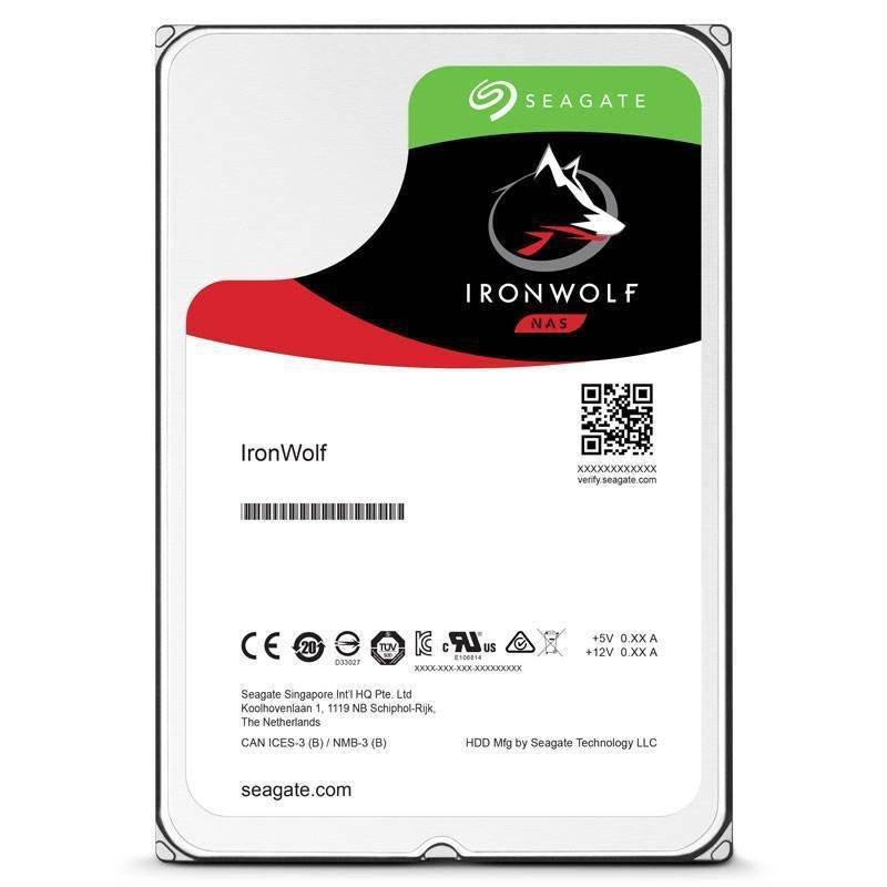 Seagate IronWolf Pro 6TB NAS Hard Drive