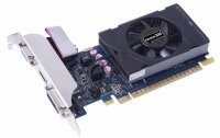 Inno3D Nvidia GeForce GT 730 1GB GDDR5 LP Graphics Card- N730-3SDV-D5BX
