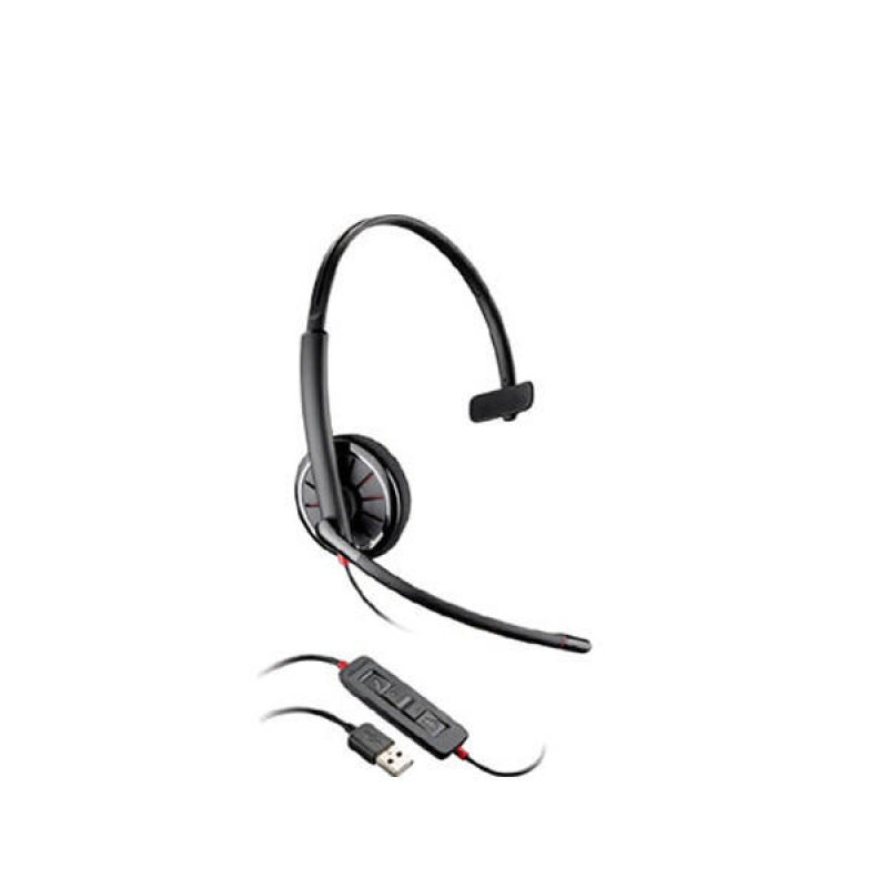 Plantronics Black C310 UC Blackwire Headset