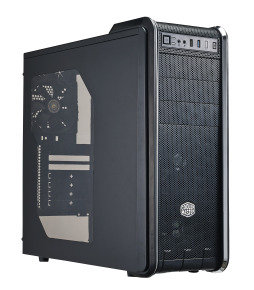 Cooler Master Cm 590 Iii Midi-tower Black