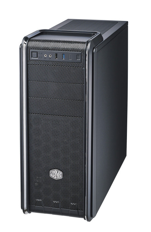 Cooler Master Cm 590 Iii Midi-tower Black