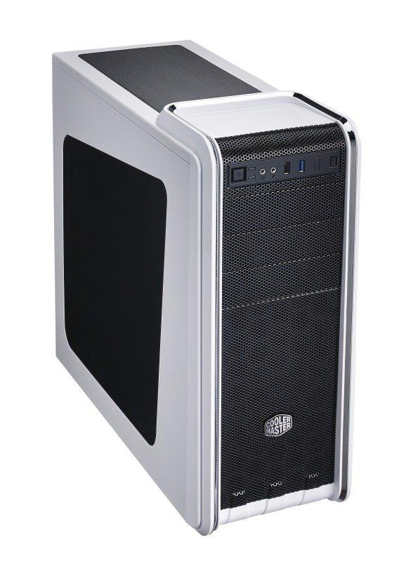 Cooler Master Cm 590 III White