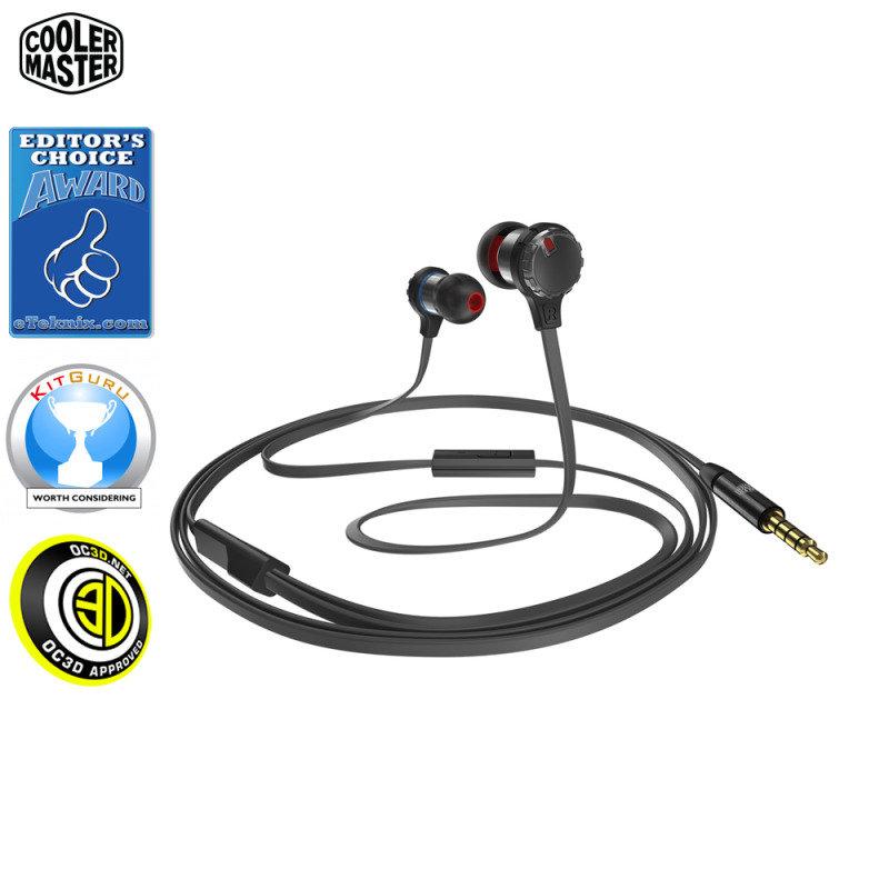 Cooler Master MasterPulse in-ear Gaming Headset