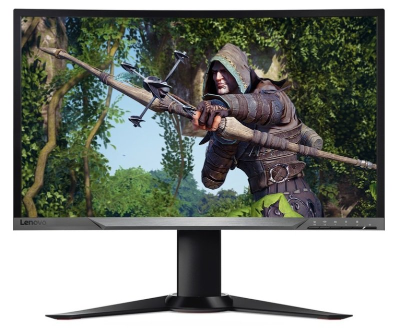 "Lenovo Y27g 27"" G-SYNC Curved Gaming Monitor"