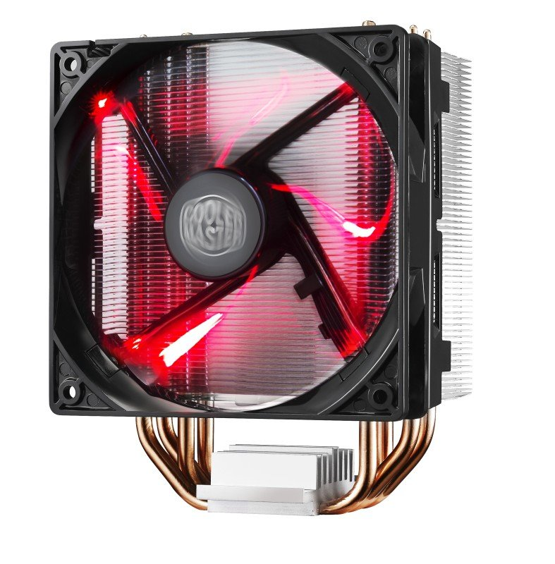 Cooler Master Hyper 212 LED Air CPU Cooler
