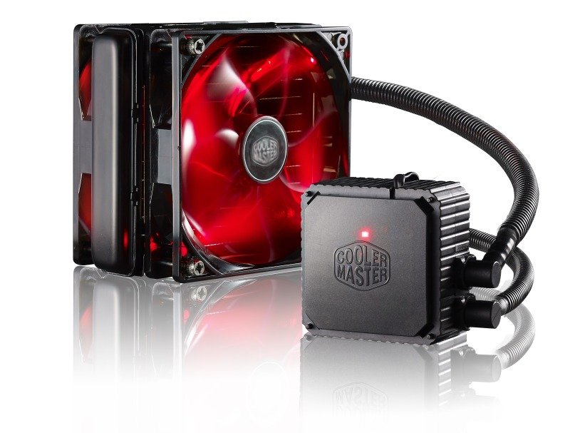 Cooler Master Seidon 120V Liquid CPU Cooler
