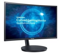 "Samsung C24FG70 24"" 144Hz 1ms Curved Gaming Monitor"