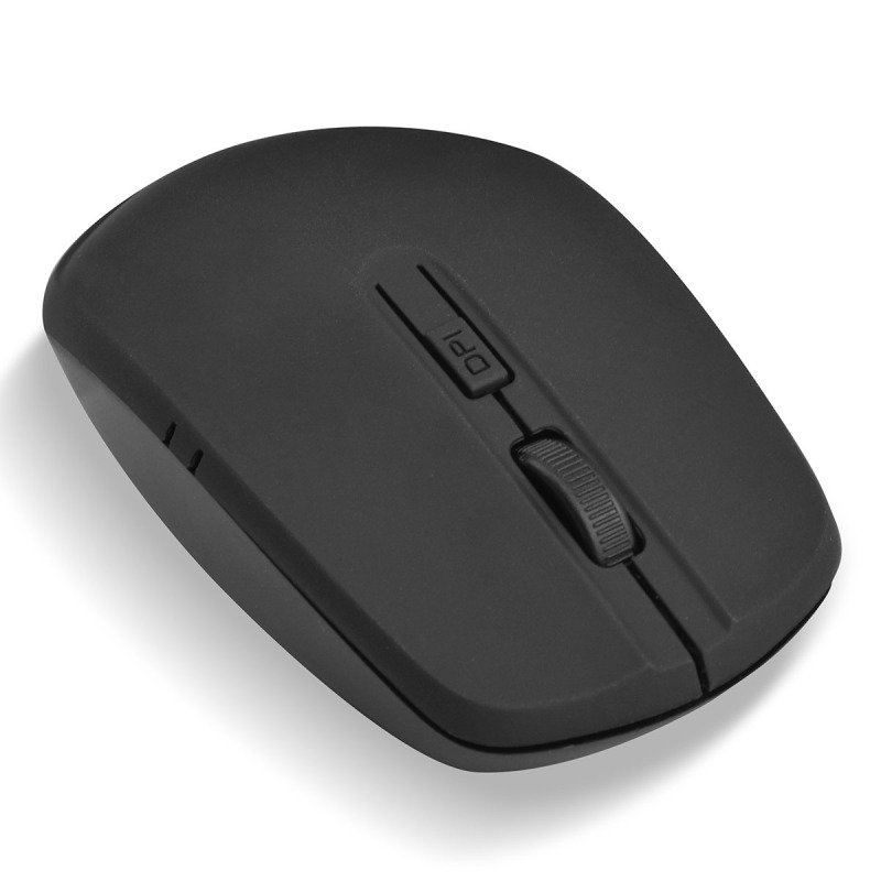 Value Wireless Mouse - USB - Black