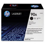 HP 90A Black Toner Cartridge - CE390A