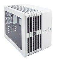 Corsair Carbide Series Air 240 High Airflow Microatx/mini-itx Pc Case (white)