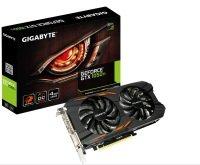 EXDISPLAY Gigabyte Nvidia GeForce GTX 1050 Ti Windforce OC 4GB GDDR5 Graphics Card GV-N105TWF2OC-4GD