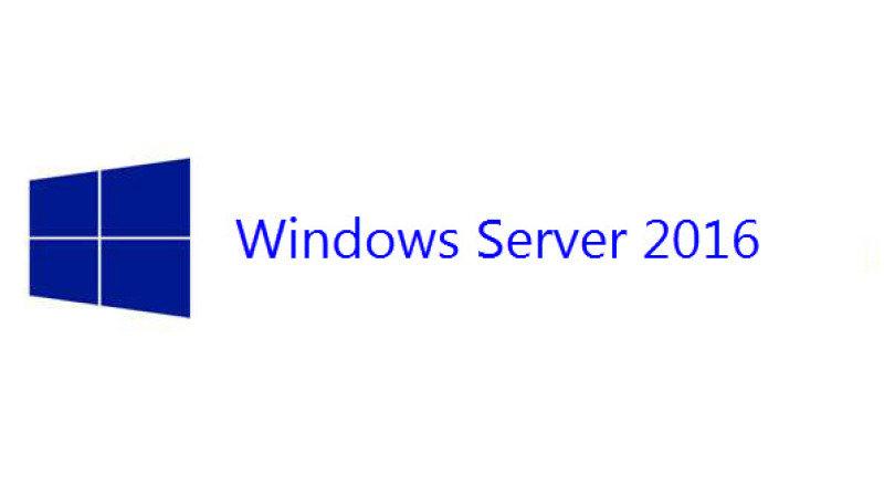 Windows Server 2016 5 User CALs (HPE ROK)