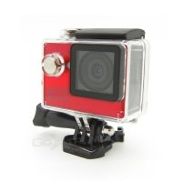 Goxtreme Rallye HD Ready Action Camera - Red