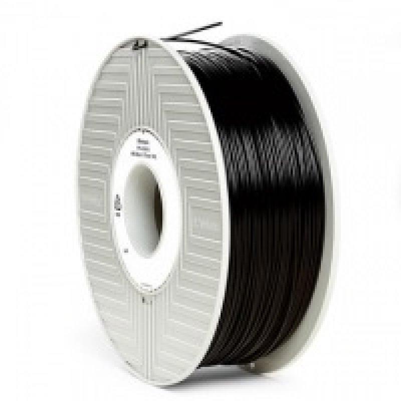 New Verbatim Abs 1.75mm 1kg - Black