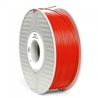 New Verbatim Abs 1.75mm 1kg - Red