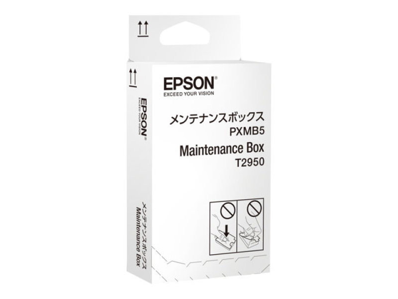 InkCart/Maintenance Box f WF-100W
