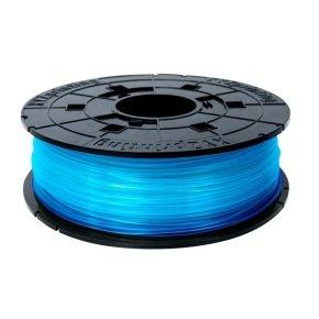 Xyz Pla Filament Clear Blue