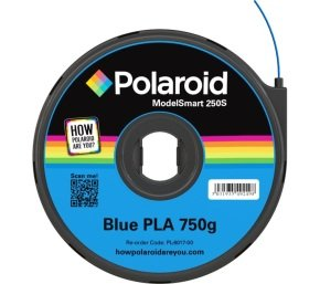 Polaroid - Blue - 750 g - PLA filament cartridge ( 3D )
