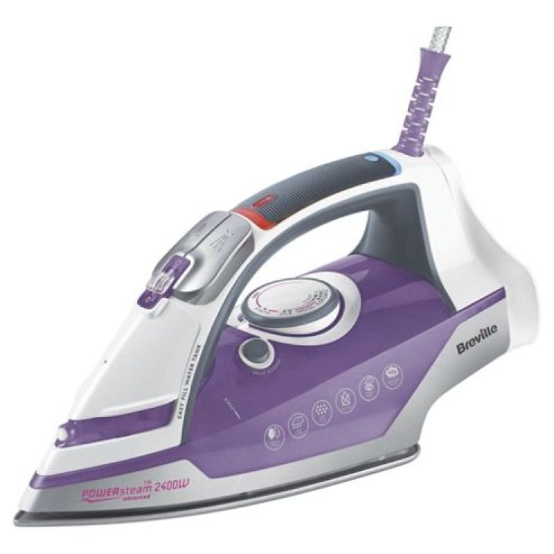 Breville VIN310 PowerSteam Ceramic Iron