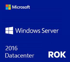 Windows Server 2016 Datacenter (HPE ROK)