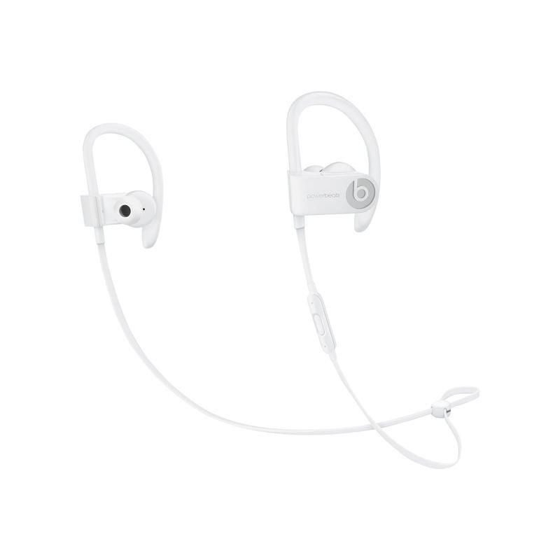 Powerbeats3 Wireless Bluetooth Headphones - White