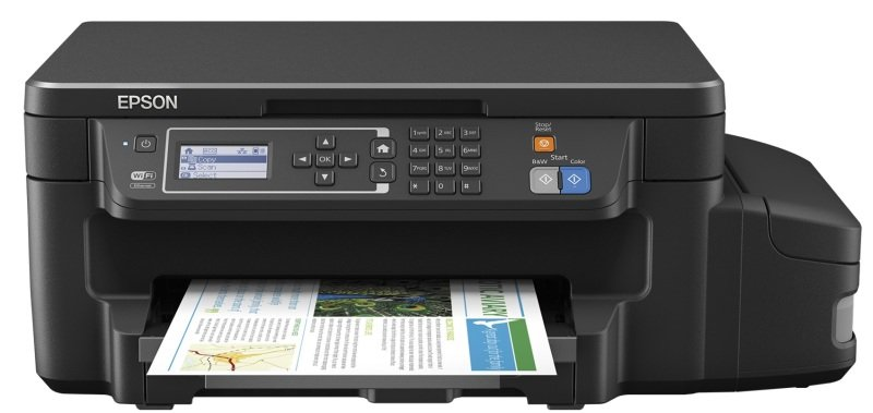 Epson Ecotank Et-3600 Multifunction Colour Printer