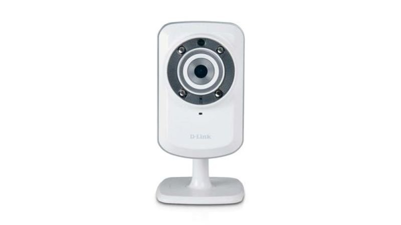 Dlink Securicam Wireless N Home Ip Network Camera Wps Ir W Mydlink