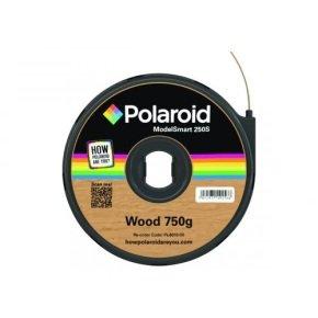 Polaroid - Wood - 750 g - wood filled filament ( 3D )