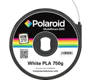 Polaroid - White - 750 g - PLA filament cartridge ( 3D )