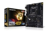 Gigabyte Intel Z270-HD3P LGA 1151 ATX Motherboard