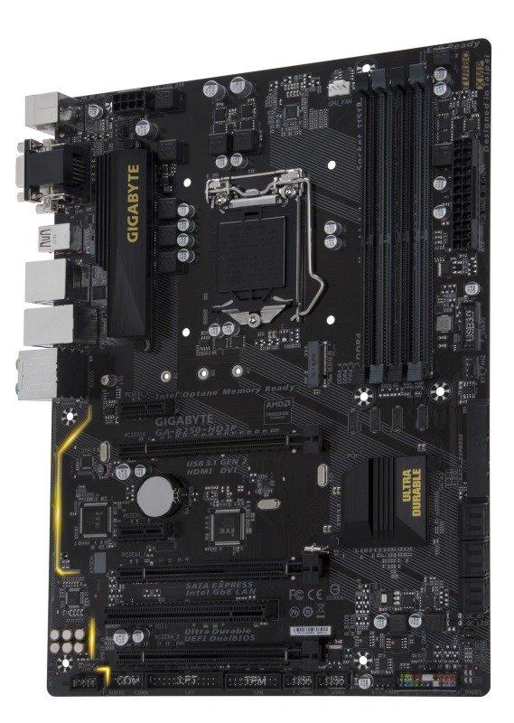 Gigabyte Intel GA-B250-HD3P LGA 1151 ATX Motherboard